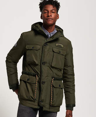 Superdry Sterling Mountain Parka Jacket