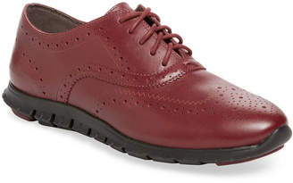 Cole Haan Zerogrand Leather Oxford
