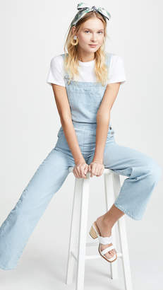 MiH Jeans Paradise Dungaree Overalls