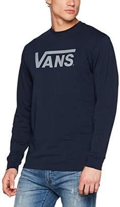 b6c77619 at Amazon.co.uk · Vans Men's Classic Ls T-Shirt, (Black/White)