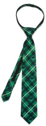 Cufflinks Inc. Cufflinks, Inc. Marvel - The Incredible Hulk Zip Silk Tie