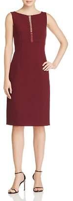 Elie Tahari Doreen Sleeveless Cutout Dress
