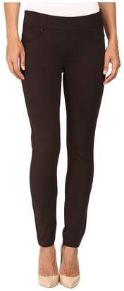 Liverpool Quinn Pull-On Leggings in Deep Chocolate Women's Jeans