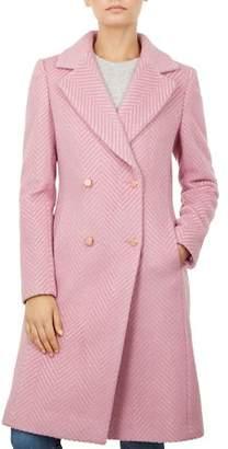 Ted Baker Saffra Striped Coat