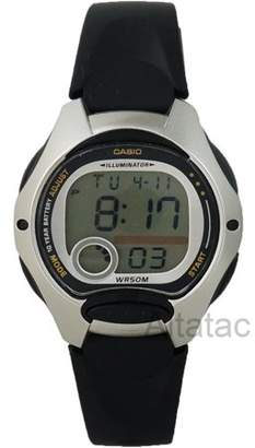 Casio Women's Digital Sport Watch, Black Resin Strap
