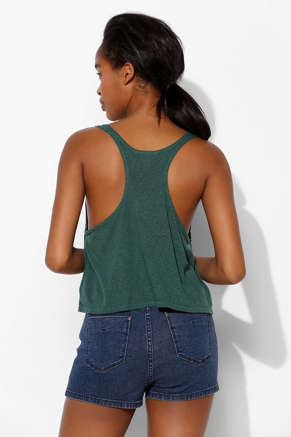 Truly Madly Deeply Bloom Racerback Tank Top