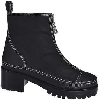 Nicole Saldana Chris Boots