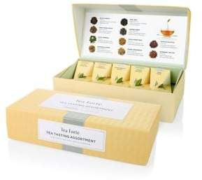 Tea Forte Tea Tasting Assortment Tea Box Set