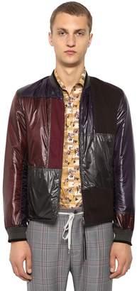 Lanvin Reversible Nylon Casual Jacket