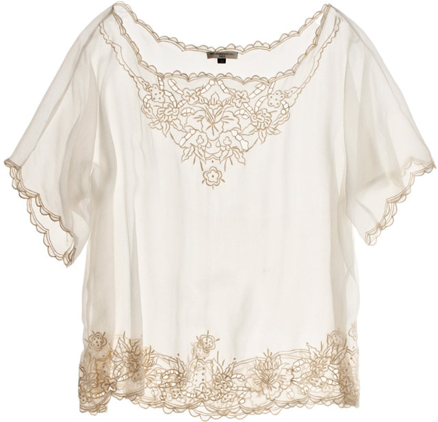 Dora Cutwork Top