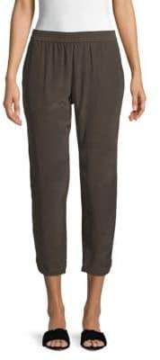 Club Monaco Terry Silk Pants