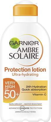 Ambre Solaire Garnier Ultra-Hydrating Sun Cream SPF 50+ 200ml
