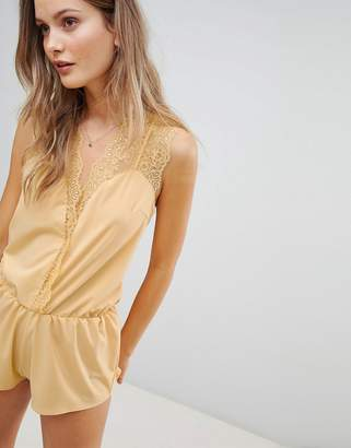 Icone Ambre Playsuit