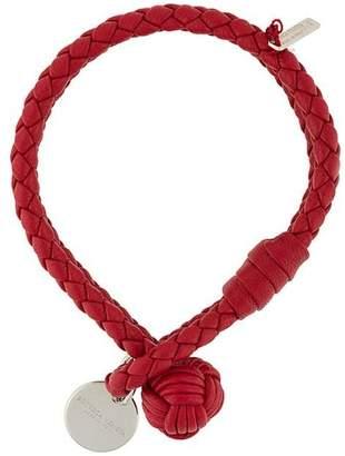 Bottega Veneta woven logo bracelet