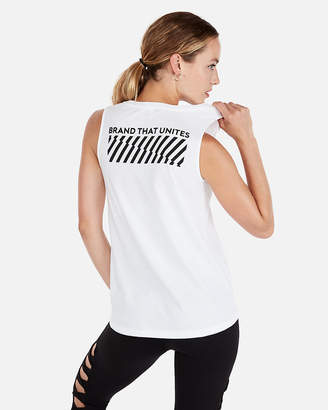 Express Brand That Unites Muscle Tank