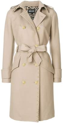 Just Cavalli double breasted trench coat