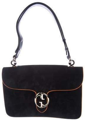 Gucci 1973 Medium Flap Shoulder Bag