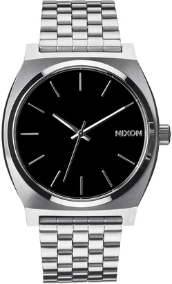 Nixon Time Teller with Black Dial $100 thestylecure.com