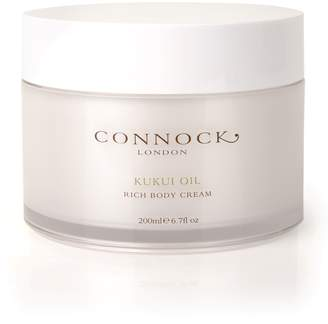 Next Connock London Kukui Oil Rich Body Cream