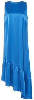 Neiman Marcus Mestiza New York Sophia Assymetrical Ruffle Midi- Available At