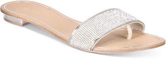 Aldo Soffia Embellished Slide Sandals Women's Shoes