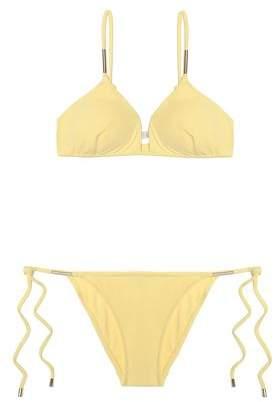 881f755d9a COM · Melissa Odabash Verona Nautical Striped Triangle Bikini