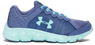 Under Armour Girls' Pre-School UA Assert 6 Running Shoes