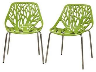 Baxton Studio Birch Sapling Modern Dining Chair