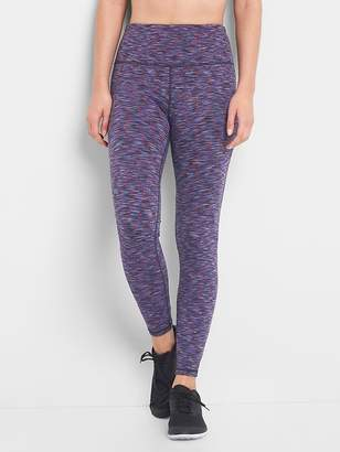 Gap GFast High Rise Blackout Spacedye Leggings