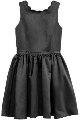 H&M Satin dress - Black