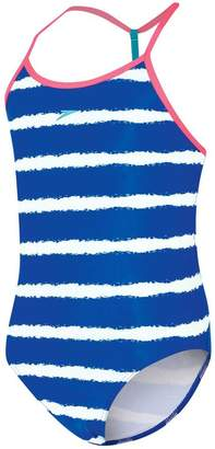Speedo Girls Coast Y Back Swimsuit