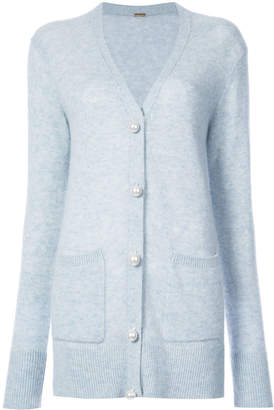 ADAM by Adam Lippes brushed button cardigan