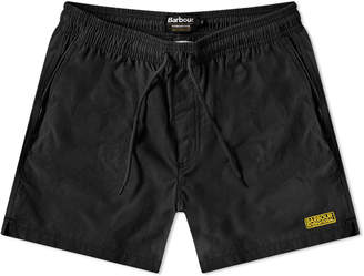 Barbour International Small Logo Swim Short