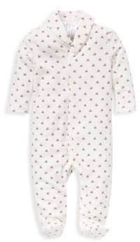 72242c857 ... Ralph Lauren Baby Boy's Animal Print Footie