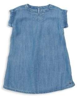 Vineyard Vines Little Girl's & Girl's Chambray Tunic Dress