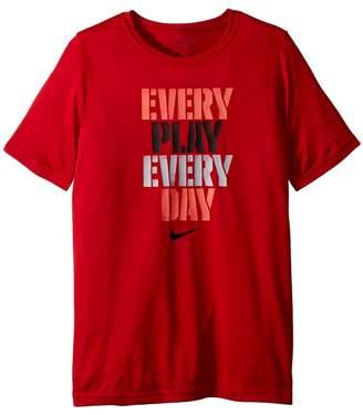 Nike Dry Training Every Play T-Shirt Boy's T Shirt