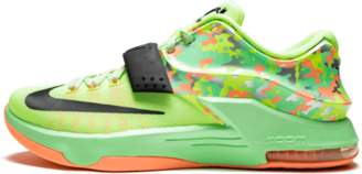 3c510ef7d760 Nike KD 7 Lime Green Multi