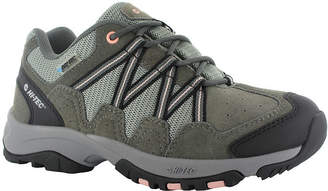 HI-TEC SPORTS USA Hi-Tec Womens Hiking Boots Flat Heel Lace-up