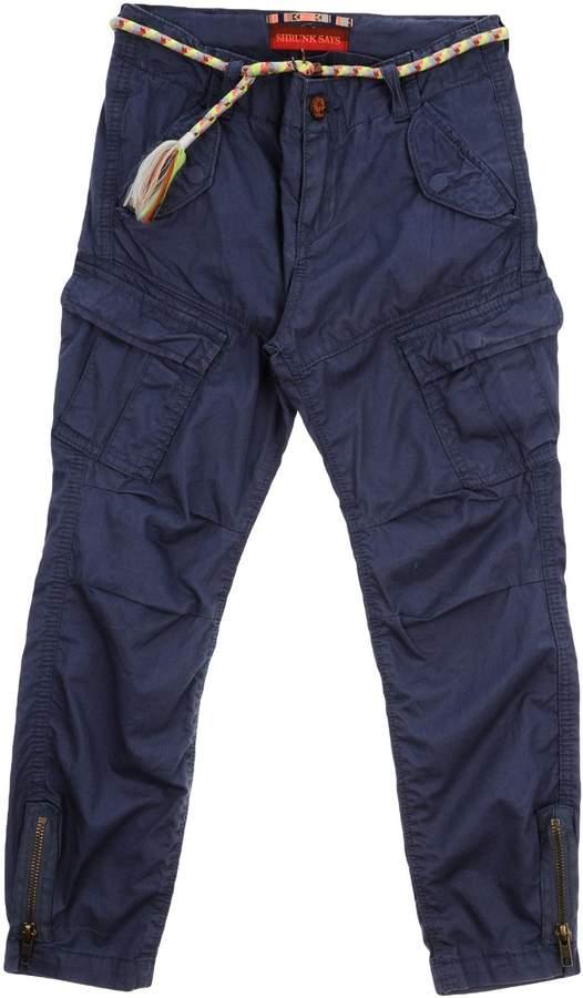 SCOTCH & SHRUNK Casual pants