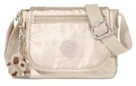 Kipling Sabian Metallic Mini Crossbody Bag
