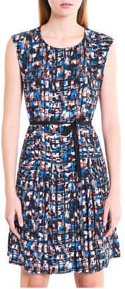 Digital Age Viscose Dress