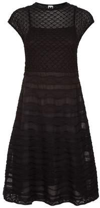 M Missoni Textured A-Line Dress