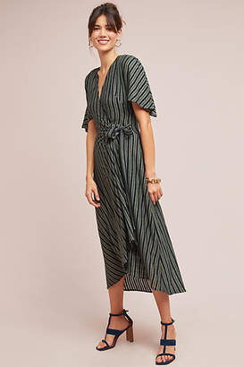 Eva Franco Melody Striped Dress