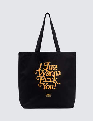 #FR2 Thank You Tote Bag