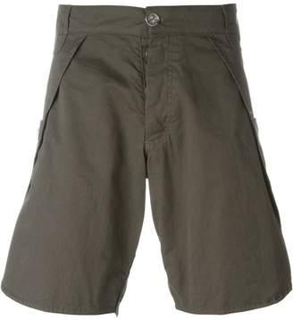Telfar patch pocket shorts