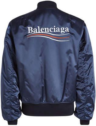 Balenciaga Political Blouson