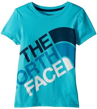 The North Face Kids Short Sleeve Graphic Tee Girl's Short Sleeve Pullover