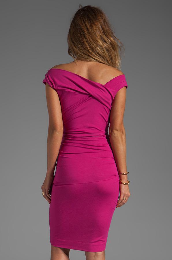 Diane von Furstenberg Bentley Dress Jersey