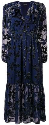 Saloni Ginny midi dress