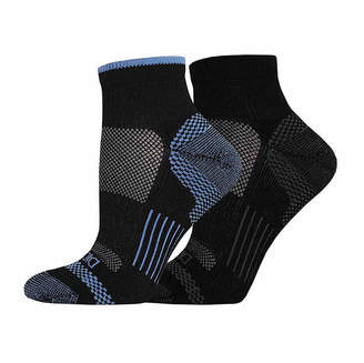 Dickies 2 Pair Quarter Socks - Womens